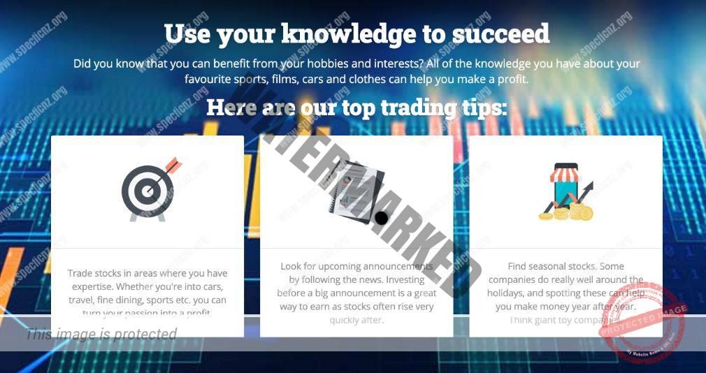 Advantages of trading with Profit Secret