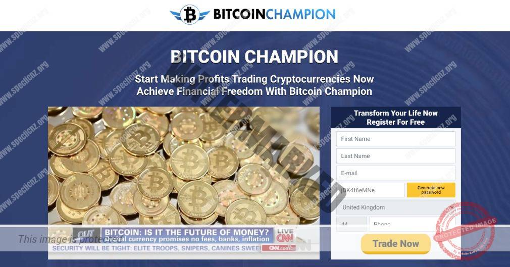 Bitcoin Champion Platforma