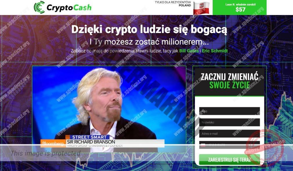 Crypto Cash Platforma