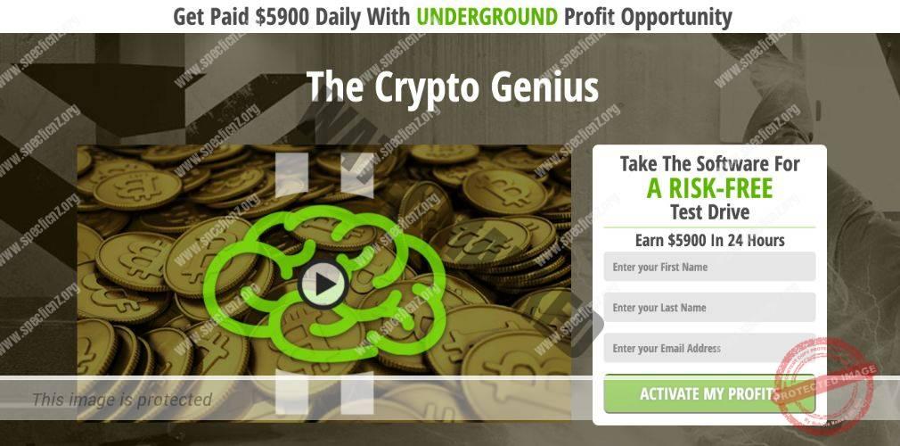 Crypto Genius Handelen Ervaringen