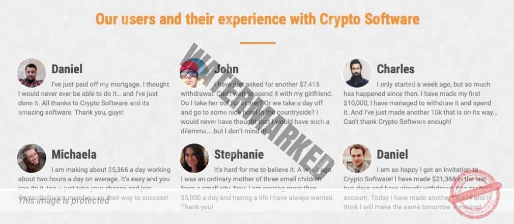 Cryptosoft Gebruiker