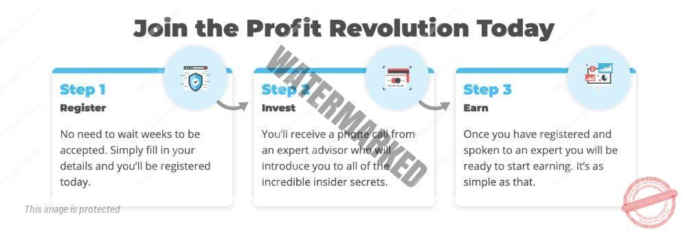 Profit Revolution een rekening openen