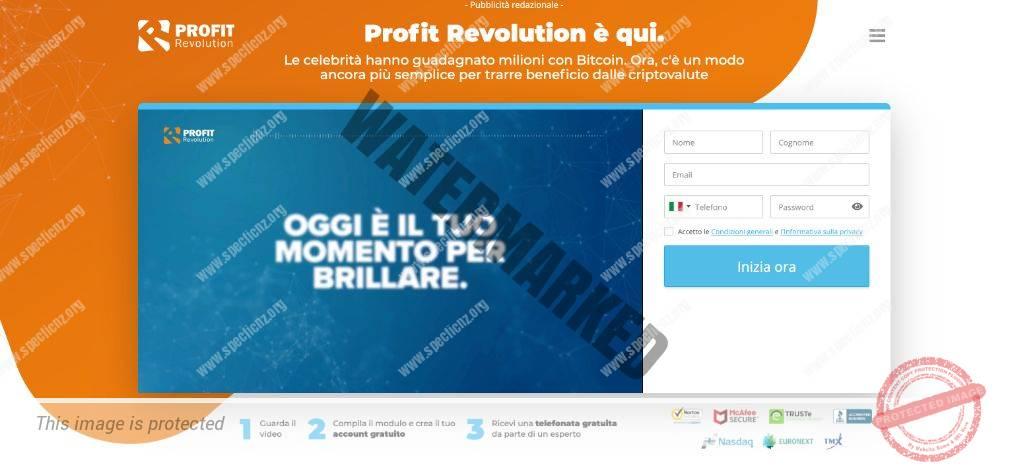 Profit Revolution Recensioni
