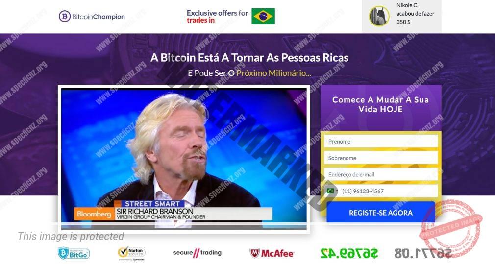 Bitcoin Champion Revisão
