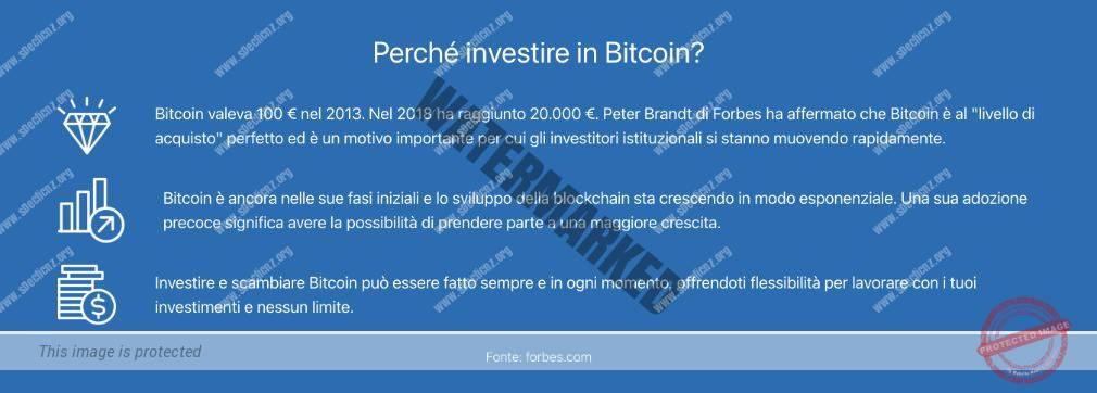 Bitcoin Formula benefici