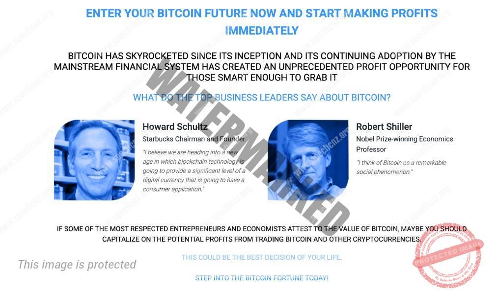 Bitcoin Fortune Nomi famosi nel commercio