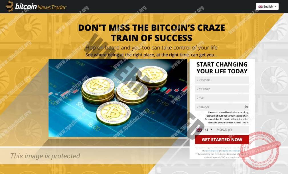 Bitcoin News Trader Recensioni
