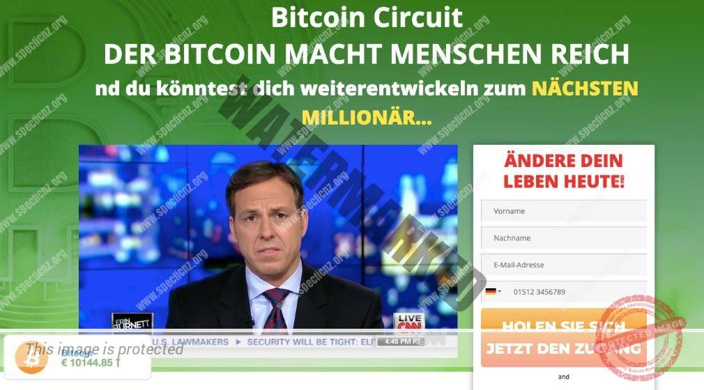 Bitcoin Circuit Erfahrungen