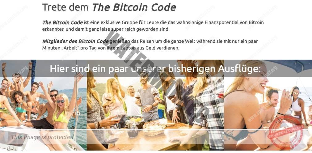 Bitcoin Code Erfolg