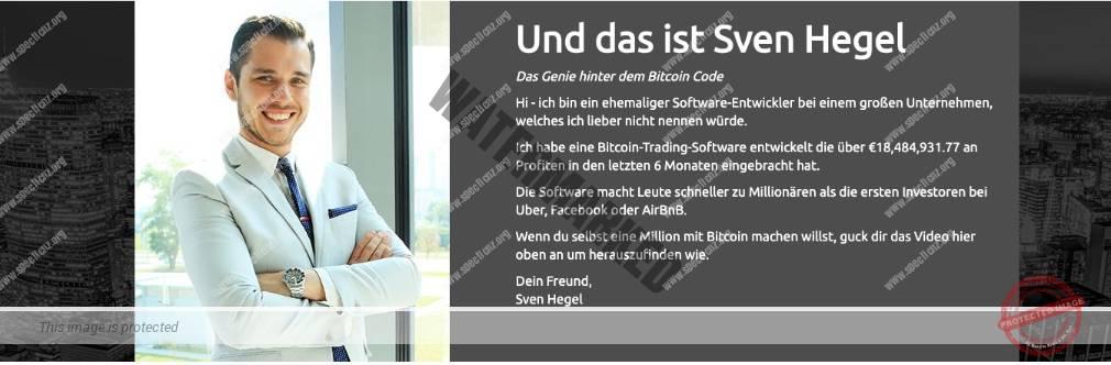 Bitcoin Code Erfinder