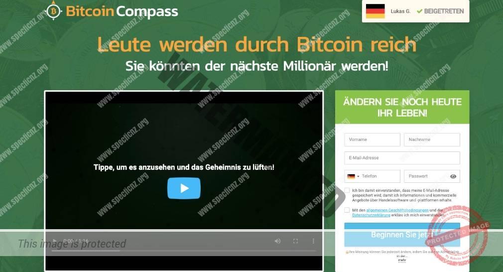 Bitcoin Compass Erfahrungen