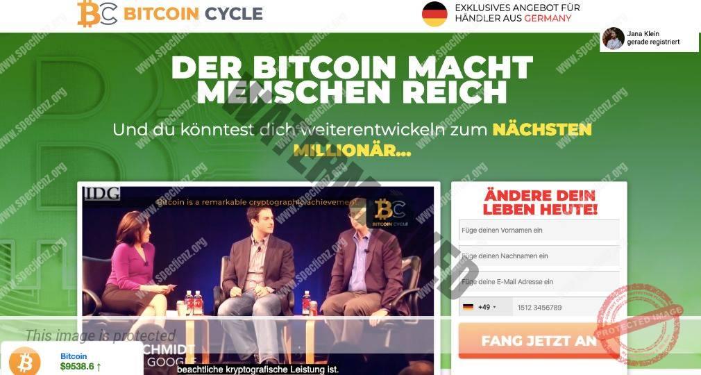 Bitcoin Cycle Erfahrungen