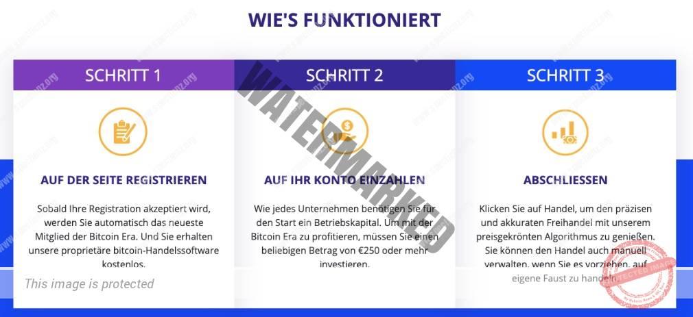 Bitcoin Era Konto eröffnen