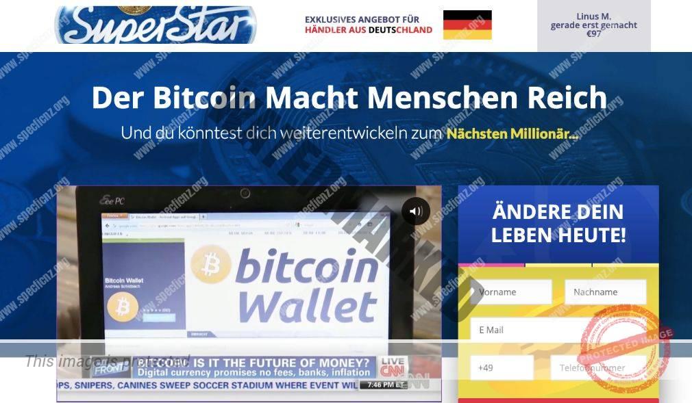 Bitcoin Superstar Erfahrungen