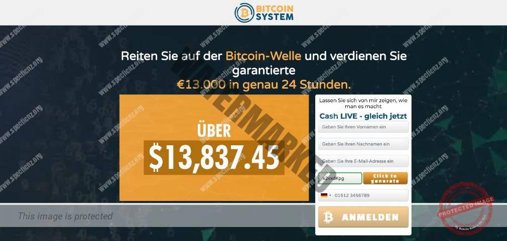 Bitcoin System Erfahrungen