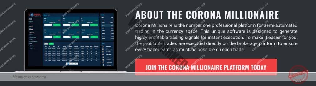 Corona Millionaire Medien