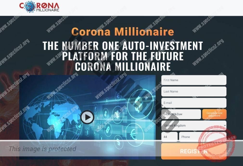 Corona Millionaire Erfahrungen