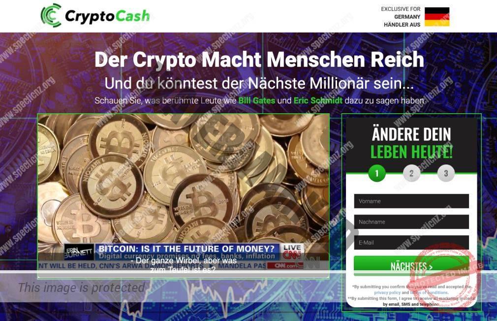 Crypto Cash Erfahrungen