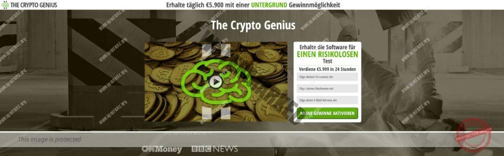 Crypto Genius Erfahrungen