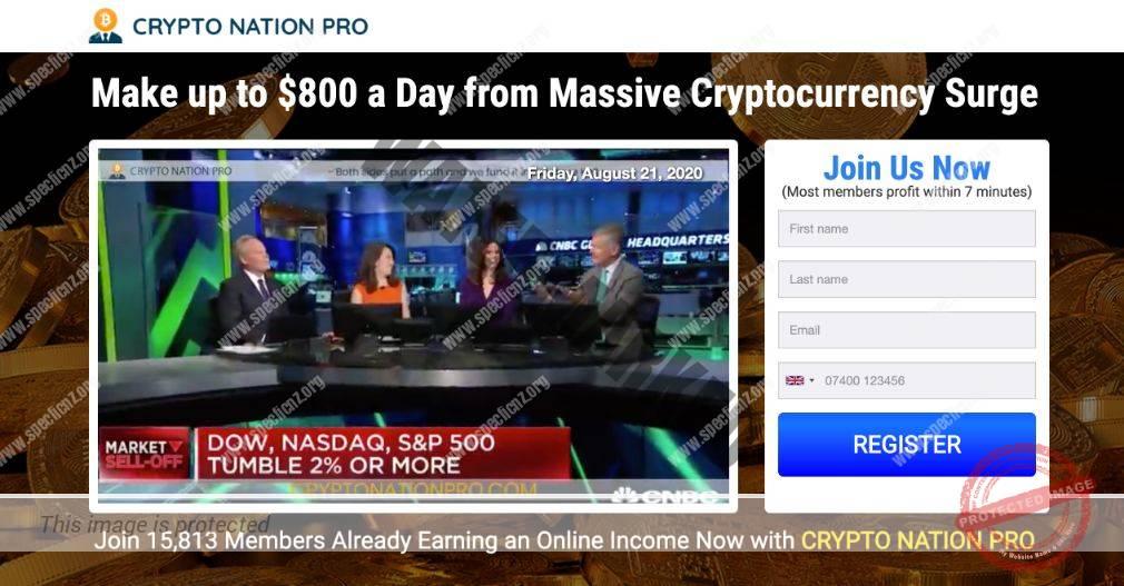 Crypto Nation Pro Erfahrungen