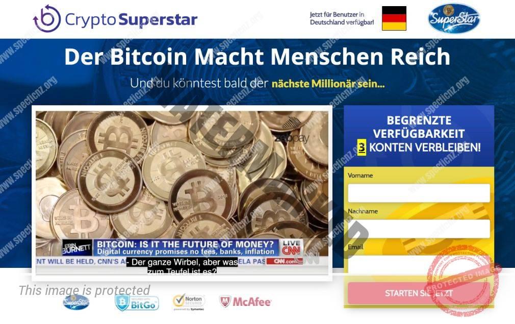 Crypto Superstar Erfahrungen