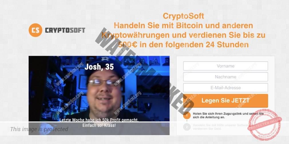Cryptosoft Erfahrungen