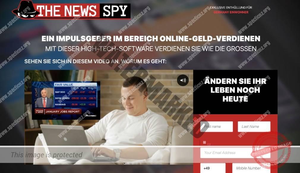 The News Spy Erfahrungen