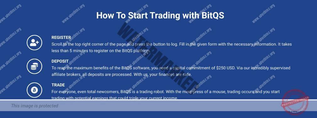 BitQS how to start