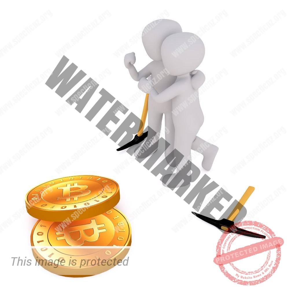 Bitcoins erschaffen