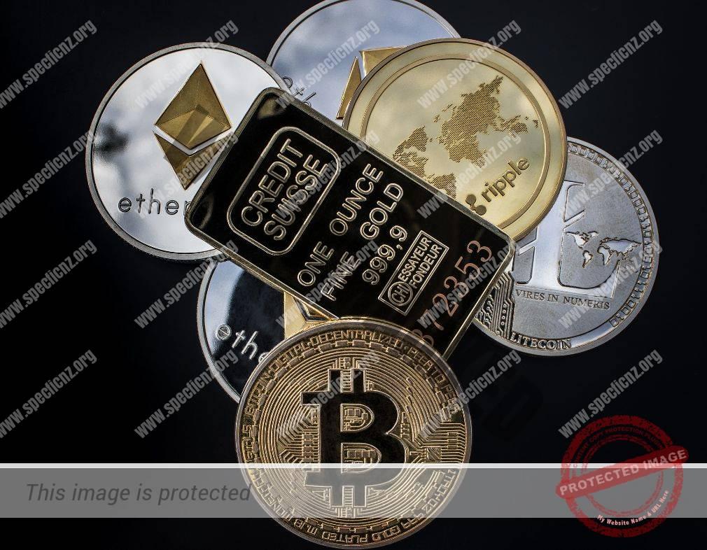 Bitcoin und andere Kryptowährungen