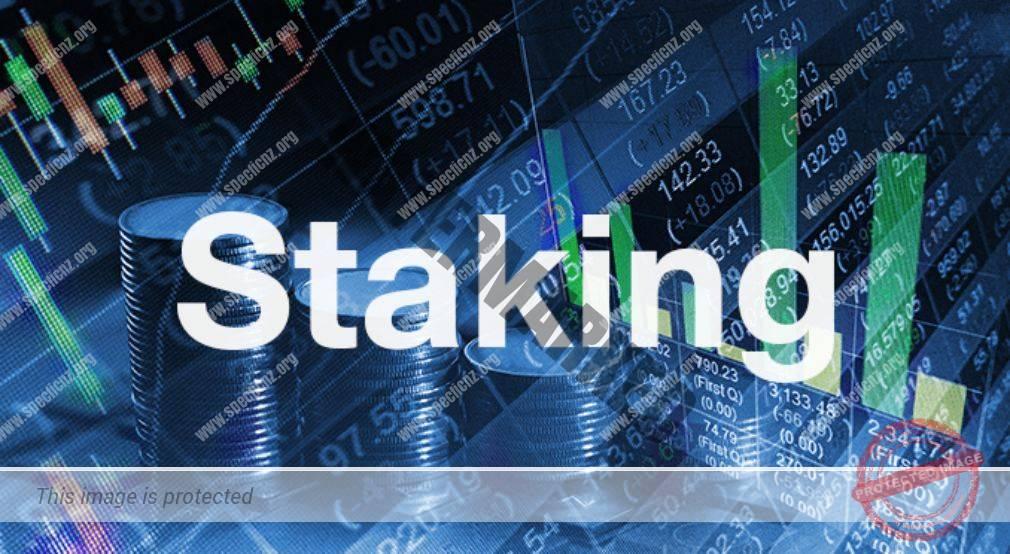 Crypto Staking